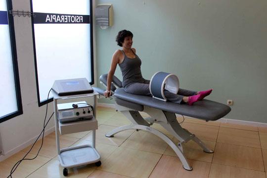 La consulta de fisioterapia Borja Salcedo ofrece terapia de magnetoterapia